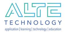 Alte Teknoloji Logo